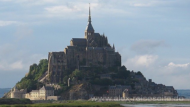 Video Frankreich - Mont Saint Michel